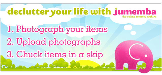 Declutter Your Life with JUMEMBA.com