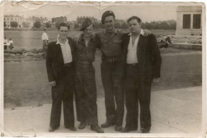 dad and POWs again