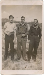 dad with POWs