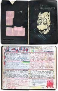 1977 diary