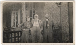 grandad and possibly his parents